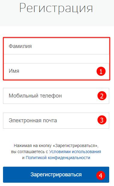 регистрация на портале госуслуг Татарстана